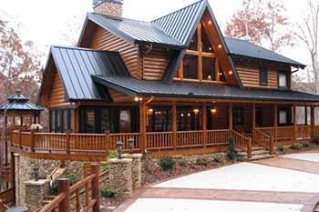 Log Cabin Siding Price Per Square Foot
