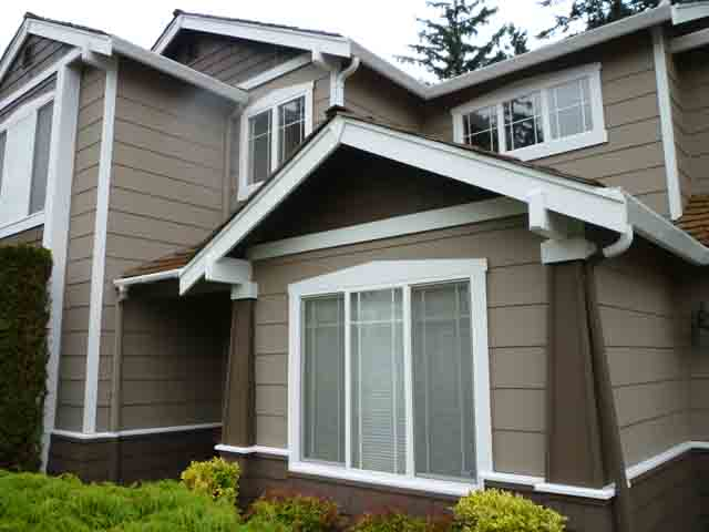 Bothell siding after