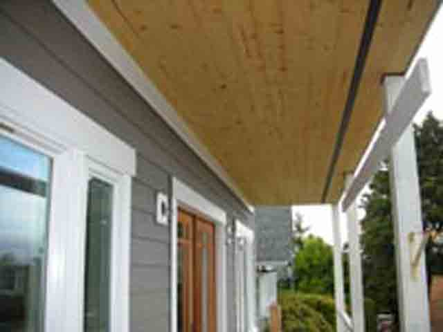 Mercer Island Siding replacement