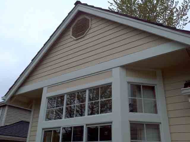 Bellevue Siding replacement