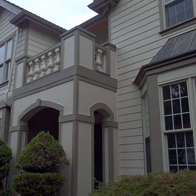 woodinville siding contractor job